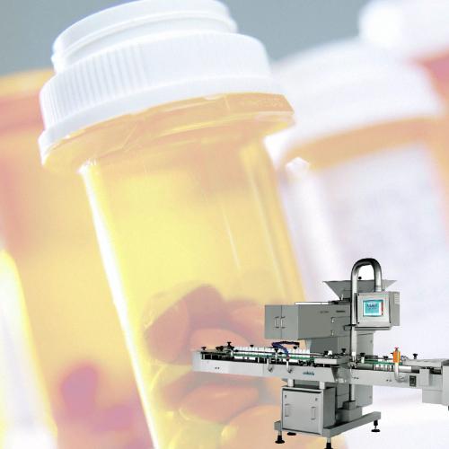 contadora de tabletas, pastillas