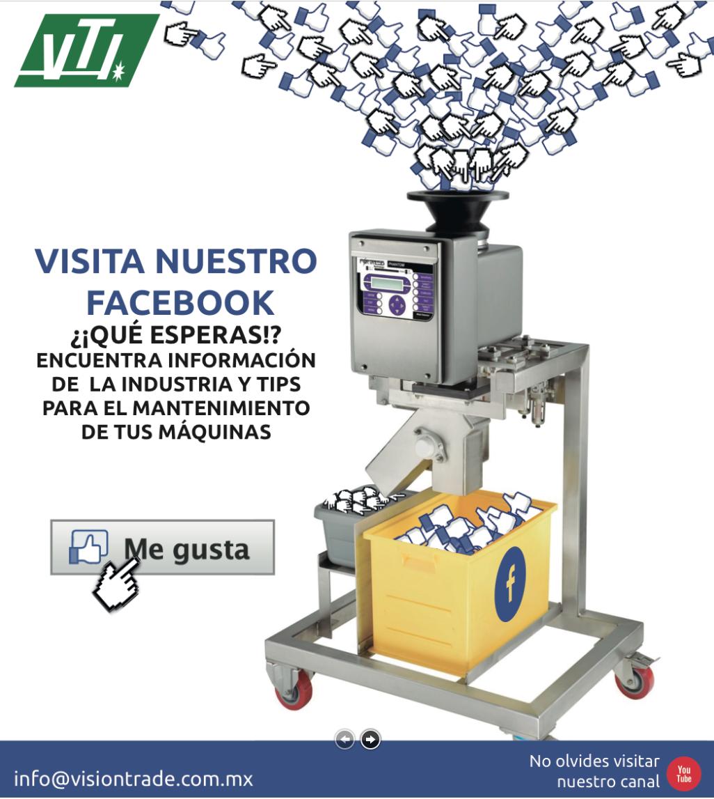 facebook visiontrade