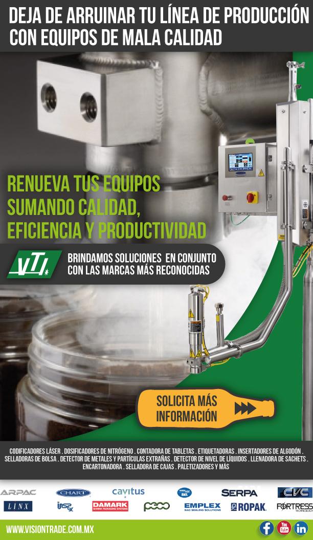 proveedor de equipos industriales