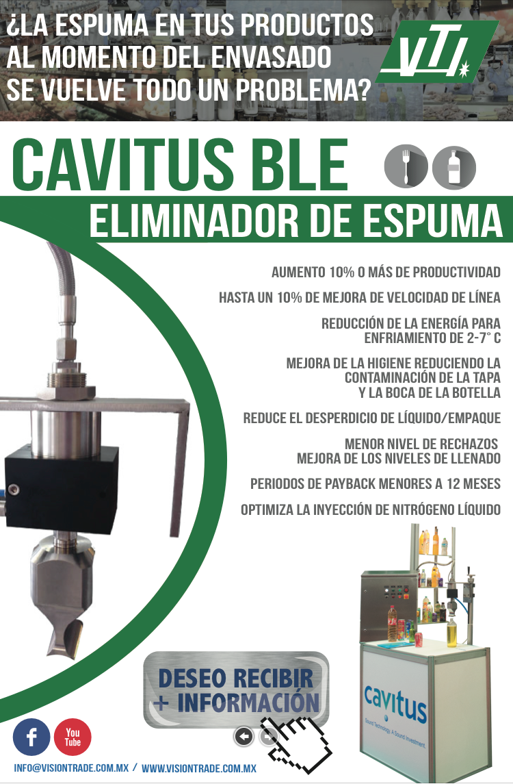 cavitus ble