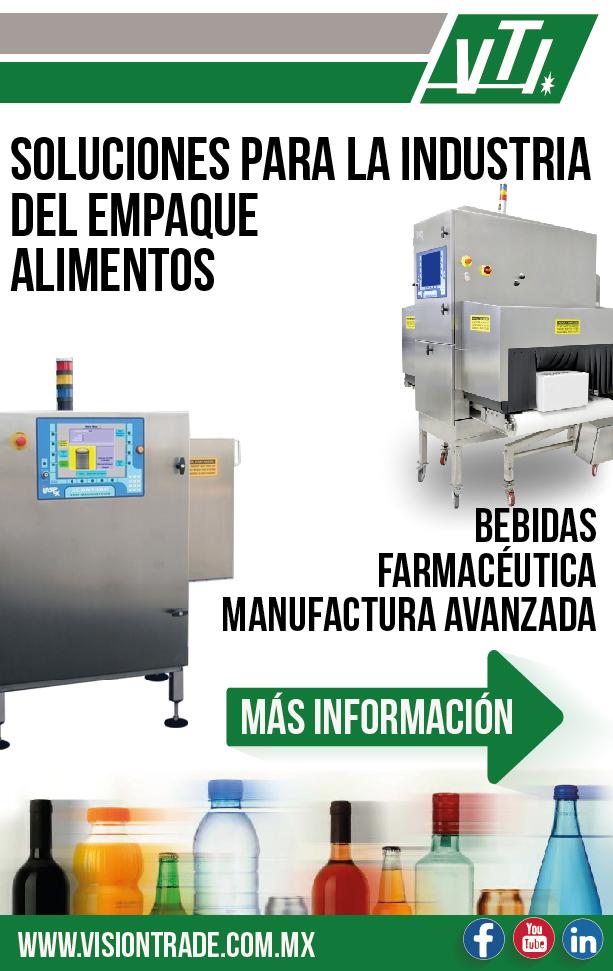 maquinaria para la industria alimenticia