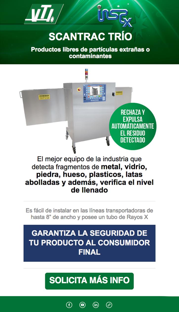 detector de contaminantes