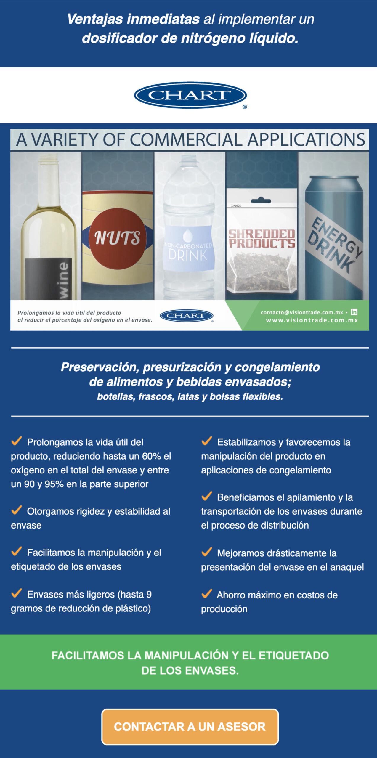 Dosificadores de nitrógeno líquido